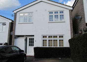 Thumbnail 4 bedroom detached house to rent in Albert Road, Chelsfield