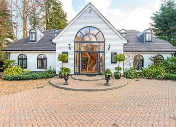 Thumbnail 5 bed detached house for sale in Lye Lane, Bricket Wood, St. Albans, Hertfordshire