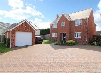 Thumbnail 4 bed detached house for sale in Edward Marke Drive, Fingringhoe Road, Langenhoe, Colchester
