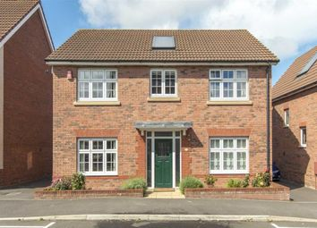 Thumbnail 4 bedroom detached house for sale in Tinding Drive, Cheswick Village, Bristol
