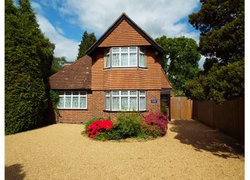 Thumbnail 3 bed detached house for sale in Lewes Road, East Grinstead