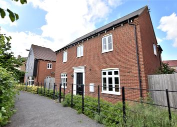 Thumbnail 4 bed detached house for sale in Peachey Walk, Stansted