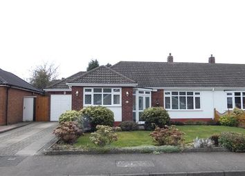 Thumbnail 2 bed semi-detached bungalow for sale in Harvey Drive, Sutton Coldfield