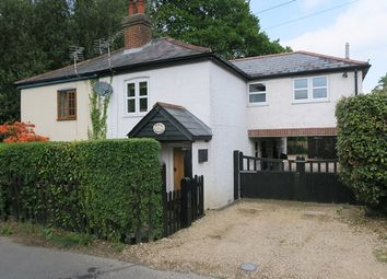 Thumbnail 3 bed cottage to rent in Pooks Green, Marchwood