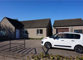 Thumbnail 3 bed detached bungalow for sale in Crossroads, Keith