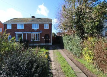 Thumbnail 3 bedroom semi-detached house to rent in Grange Lane, Rushwick, Worcester