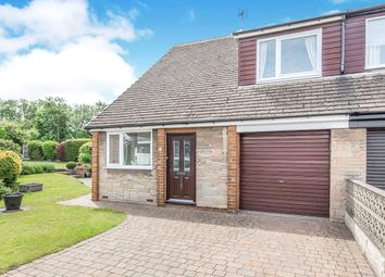 Thumbnail 3 bed semi-detached house for sale in Pinfold Close, Knottingley, West Yorkshire