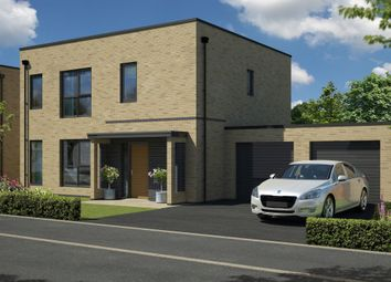 "Thumbnail 4 bed detached house for sale in ""The Hemlock"" at Mount Ridge, Birtley, Chester Le Street"