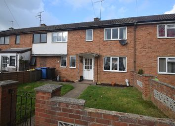 Thumbnail 3 bed terraced house for sale in Pykenham Way, Hadleigh, Ipswich