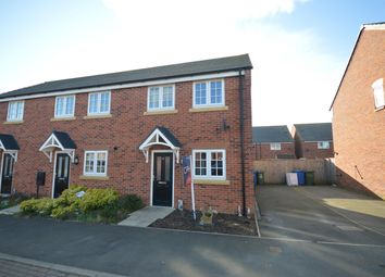 Thumbnail 2 bed end terrace house for sale in Kempley Drive, Eastfield, Scarborough