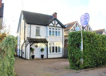 Thumbnail 3 bed detached house for sale in Frimley Green Road, Frimley Green, Camberley, Surrey