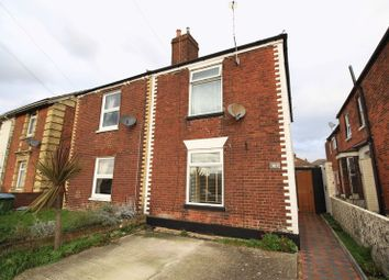 Thumbnail 3 bed semi-detached house for sale in Elgin Road, Southampton