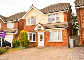 Thumbnail 3 bed detached house for sale in Elton Road, Sandbach