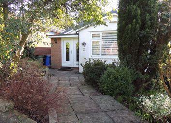 Thumbnail 3 bed detached bungalow for sale in Cottam Crescent, Marple Bridge, Stockport