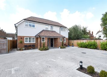 Thumbnail 2 bed maisonette for sale in Warwick Place, 70A Wheatash Road, Addlestone, Surrey