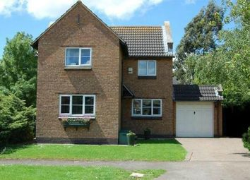 Thumbnail 4 bed detached house for sale in Green Farm Close, Lilbourne, Rugby