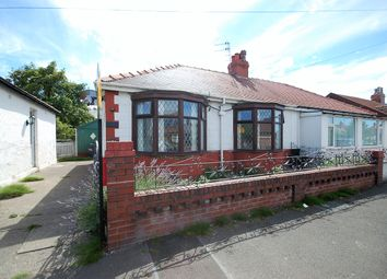 Thumbnail 2 bedroom semi-detached bungalow to rent in Hemingway, Blackpool, Lancashire