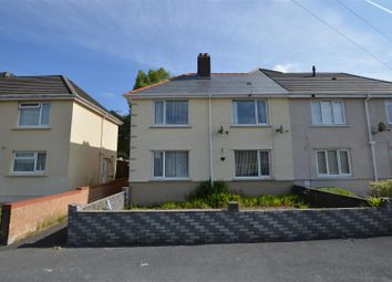 Thumbnail 3 bed semi-detached house for sale in Maesyrhendre, Garnant, Ammanford