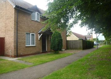 Thumbnail 2 bed semi-detached house to rent in Grundle Close, Stanton, Bury St. Edmunds
