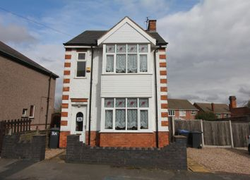Thumbnail 2 bed flat for sale in The Cloisters, Wood Street, Earl Shilton, Leicester