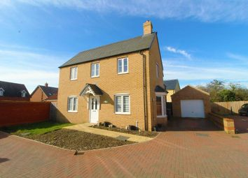 Thumbnail 4 bed detached house for sale in Thillans, Cranfield, Bedford
