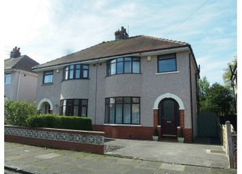 Thumbnail 3 bed semi-detached house for sale in Lathom Grove, Morecambe