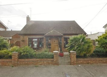 Thumbnail 3 bed detached house for sale in Seaview Road, Canvey Island, Essex