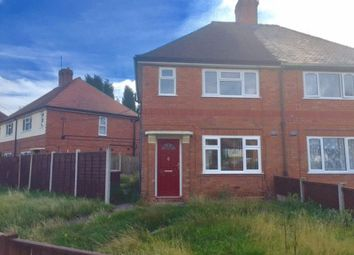 Thumbnail 2 bed semi-detached house to rent in Woodhouse Crescent, Trench, Telford