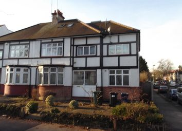 Thumbnail 3 bed duplex to rent in Friern Barnet Lane, Finchley