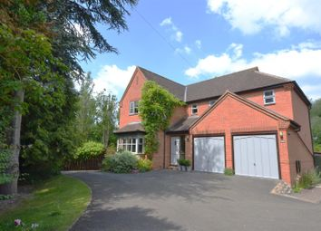 Thumbnail 5 bed detached house for sale in Poplar House, Evesham Road, Stratford-Upon-Avon