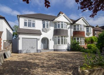 Thumbnail 4 bed semi-detached house for sale in Banstead Road South, Sutton, Surrey