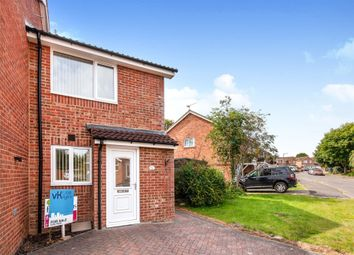 Thumbnail 2 bedroom end terrace house for sale in Howlett Drive, Hailsham