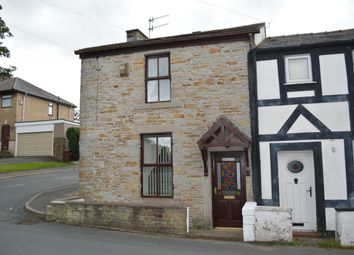 Thumbnail 2 bed end terrace house for sale in Rossendale Avenue, Burnley, Lancashire