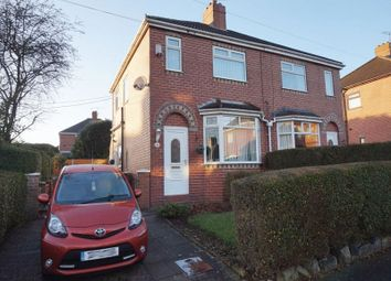 Thumbnail 2 bed semi-detached house for sale in Fieldway, Longton, Stoke-On-Trent, Staffordshire