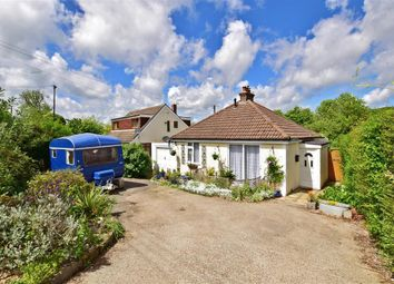 Thumbnail 3 bed detached bungalow for sale in Canterbury Road, Lydden, Kent