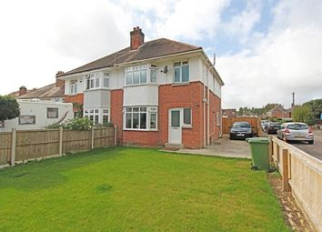 Thumbnail 3 bed semi-detached house for sale in Worthington Crescent, Lower Parkstone, Poole, Dorset