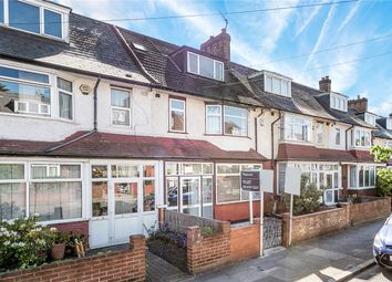 Thumbnail 4 bed terraced house to rent in Hebdon Road, London