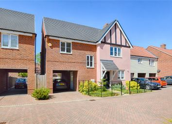 Thumbnail 4 bed detached house for sale in Granta Mead Close, Newport, Saffron Walden