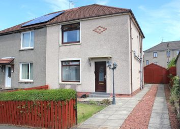Thumbnail 3 bed semi-detached house for sale in Jarvie Crescent, Kilsyth