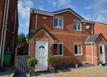 Thumbnail 2 bed property to rent in Copenhagen Road, Clay Cross, Chesterfield