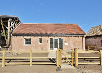 Thumbnail 2 bedroom barn conversion to rent in Padgetts Lane, Fenton, Warboys, Huntingdon