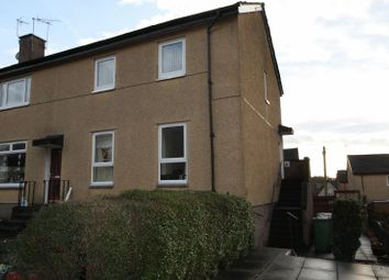 Thumbnail 3 bed flat for sale in Stalker Avenue, Tillicoultry