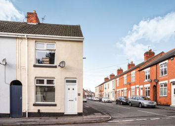 Thumbnail 2 bed end terrace house for sale in Edward Street, Anstey
