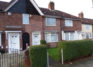 Thumbnail 2 bed terraced house for sale in Lydney Road, Huyton, Liverpool