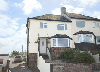 Thumbnail 3 bed semi-detached house for sale in Orchard Grove, St Mary's, Brixham
