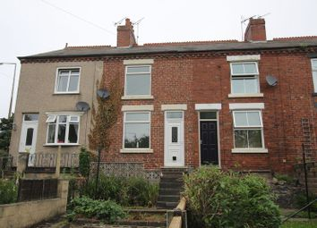 Thumbnail 2 bed terraced house to rent in Derby Road, Marehay, Ripley