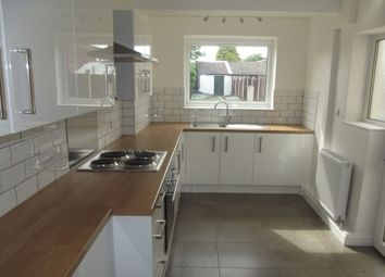 Thumbnail 2 bed property to rent in Montague Road, Hucknall, Nottingham