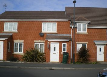 Thumbnail 2 bed terraced house for sale in Firedrake Croft, Stoke, Coventry