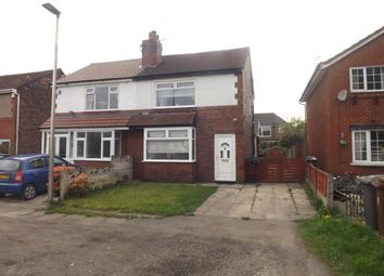 Thumbnail 2 bed semi-detached house for sale in May Avenue, Leigh, Greater Manchester