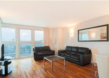 Thumbnail 2 bed flat for sale in New Providence Wharf, 1 Fairmont Avenue, Canary Wharf, London